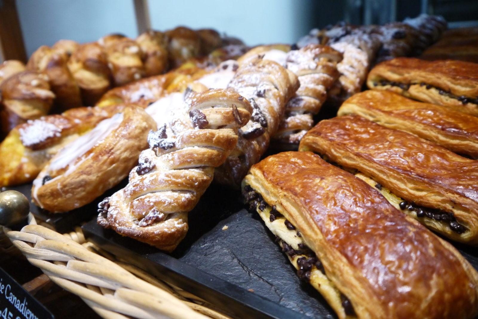 viennoiserie boulangerie au p'tit louis